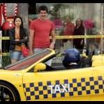 Nie taka zwykła taksówka...