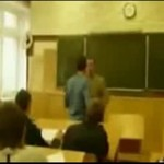 Uczeń nie dał sobą pomiatać!