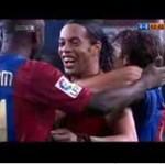Przepiękny gol Ronaldinho