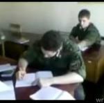 """""""Żarcik"""" ze szkoły wojskowej"""