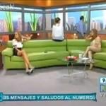 Telewizja na żywo - efektowny backflip