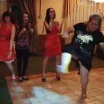 Fikuśny taniec na weselu