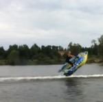 Rosyjskie sporty wodne - WOW!