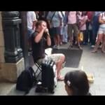 Dubstepowy mistrz beatboxu