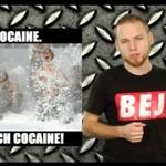 """""""Bierz kokainę dla dobra nauki!"""""""
