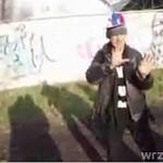 Hip-hopowy taniec żula