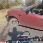 Składanka wypadków na motocyklach