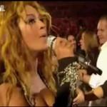 Porażka na koncercie Beyonce - HA, HA, HA!