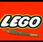 Palenie marihuany - wersja Lego
