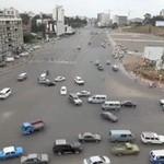 Ruch uliczny w Etiopii