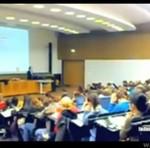 Kibic na wykładach