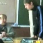 Nagranie z ruskiej szkoły - szok!