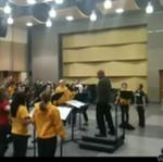 Szkolna orkiestra wykonuje numer Rage Against The Machine - BOMBA!