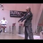 Karateka miał bardzo kiepski dzień...