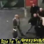 Nokauty na ulicach Wielkiej Brytanii