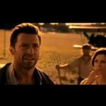Hugh Jackman dostaje w twarz!