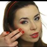 Makijaż na Euro i co dzieje się w Strefie Kibica - EURO 2012