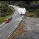 Kierowca z Brazylii vs niebezpieczny zakręt