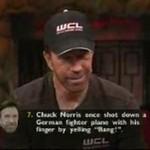 Chuck Norris o sobie?