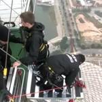 Skok na bungee - z wieży!