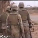 Marines ostrzelali cywilnego busa
