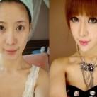 Azjatki - makijaż robi WIELKĄ różnicę!