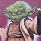 """""""Gwiezdne wojny"""" na ścianach - najlepsze graffiti!"""