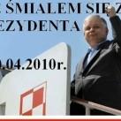 """""""Nie śmiałem się z prezydenta"""", czyli internauta ostro o Kaczyńskim!"""