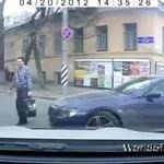 Wypadki kierowców BMW