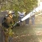 Najbardziej głupi strażak świata