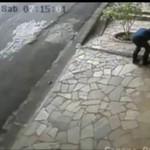 Matka PORZUCIŁA dziecko na ulicy!