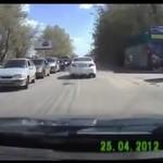 Potrącony motocyklista ZWIAŁ!