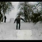 Polacy trenują skoki narciarskie!