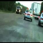 POŚCIG za polskim kierowcą w Rosji!