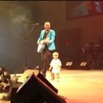 Tańczące dziecko ukradło show!