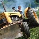 Wypadki na... traktorach!