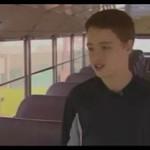 Dzieciak URATOWAŁ wszystkich pasażerów autobusu!