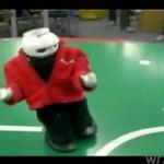 Robot do tańczenia elektro - FAJNA ZABAWKA!