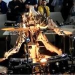 Robot perkusista