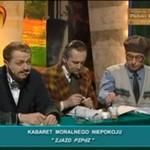 PZPdZ - parodia PZPN w wykonaniu Kabaretu Moralnego Niepokoju