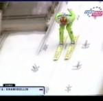 Wypadek skoczka narciarskiego - FATALNY!
