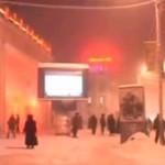 """""""Globalne ocieplenie"""" w Rosji"""
