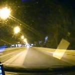 Styczniowe wpadki na drogach - KOMPILACJA