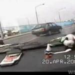 Idiota za kierownicą Poloneza