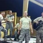 Żołnierze coverują piosenkę Adele!
