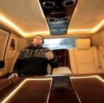 Prezydencka limuzyna - ROSJA