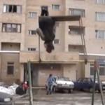 Ruskie huśtawki - przeczą prawom fizyki!