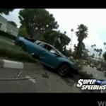 Paskudny wypadek Lamborghini!
