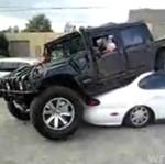 Niszczycielski Hummer