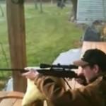 Strzelec dostał nauczkę